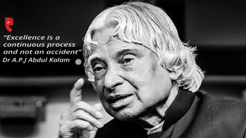 Open Designs salutes the spirit of the Missile Man of India