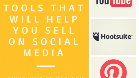 Social media tools to amplify your sales