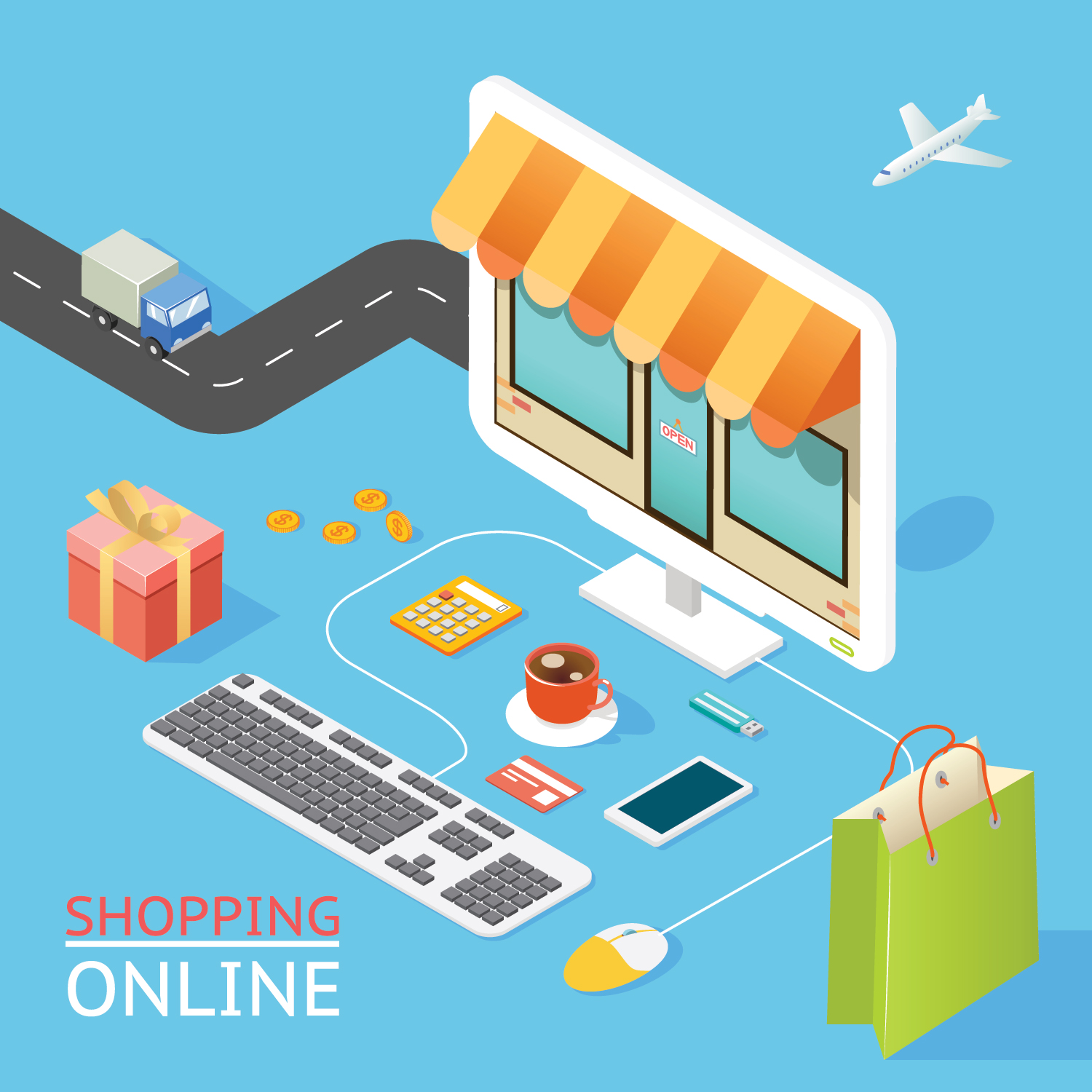 How ecommerce websites are gaining more by using social for How to design online shopping website