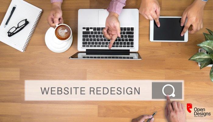 website redesign company chennai