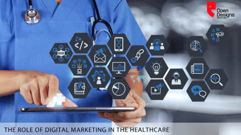 THE ROLE OF DIGITAL MARKETING IN THE HEALTHCARE AND HOSPITALITY INDUSTRIES