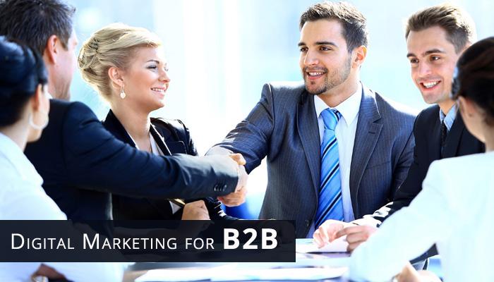 digital marketing b2b trends