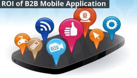 ROI of B2B Mobile Apps