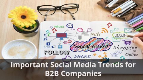 Important Social Media Trends for B2B Companies
