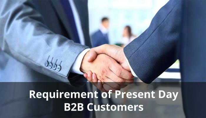 B2B Customer Requirements