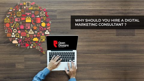 Why should you hire a Digital Marketing Consultant?