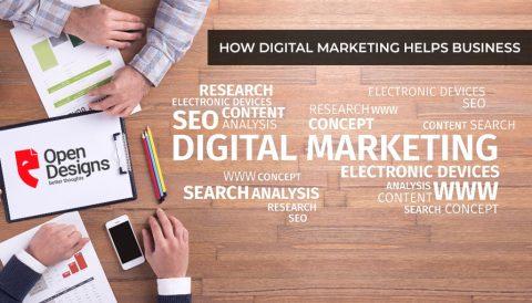 How Digital Marketing Helps Business?