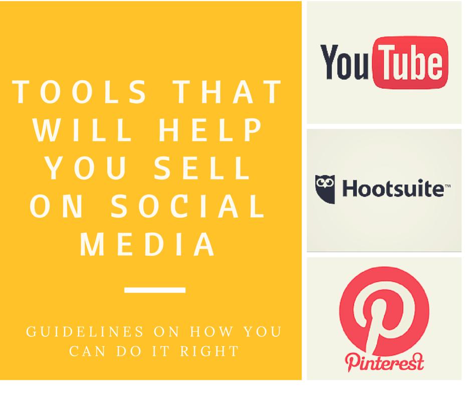 Social media tools to amplify your sales - Open Designs