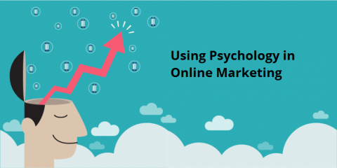 Using psychology in online marketing- How brands gain by implementing simple techniques