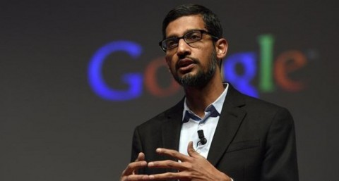 Big Ideas,Great things and all the stuff that dreams  are made of- Sundar Pichai
