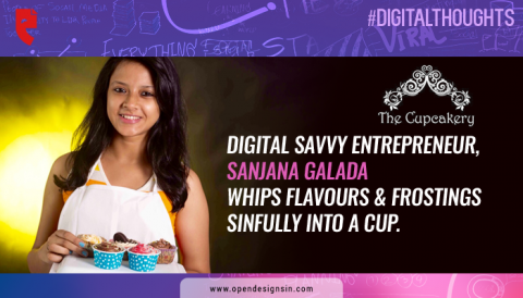Transforming Enterprises into Experiences. Sanjana Galada's Say on Digital Thoughts!