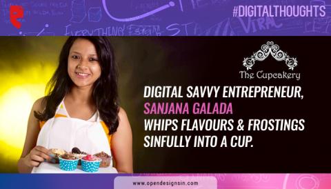 Transforming Enterprises into Experiences. Sanjana Galada's Say on Digital Thoughts!