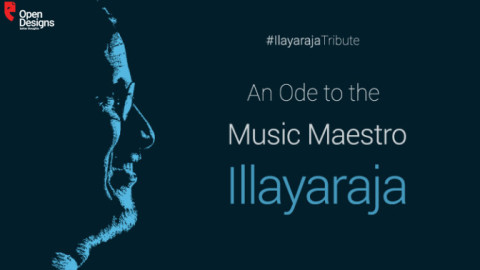 Creativity that knows no boundaries! Here's an ode to the music Maestro Illayaraja