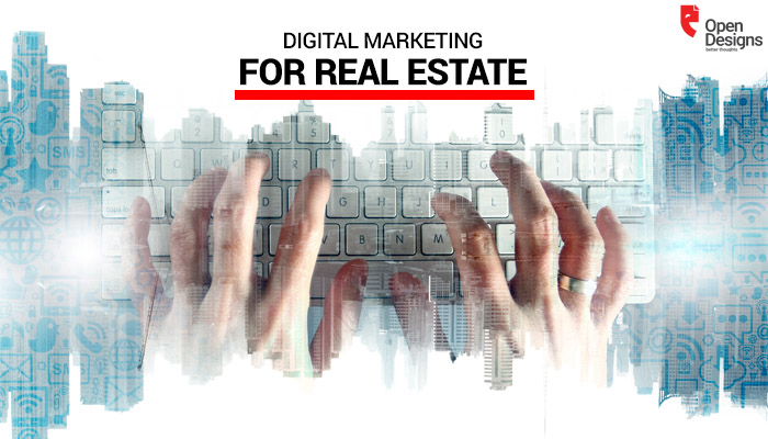 digital marketing for real estate agency