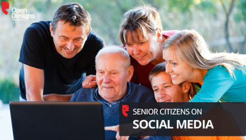 True facts about Love of Social Media for Senior citizens