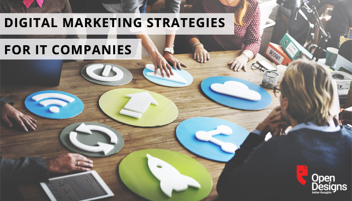digital marketing strategy for software companies