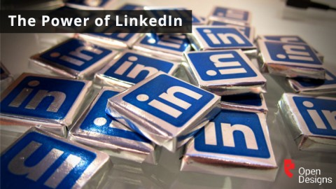 Leverage the power of LinkedIn and watch the world of opportunities unfold before your eyes