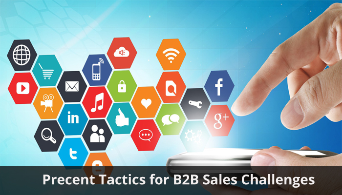 Tactics in Fighting Sales Challenges of B2B in Present Market Scenario