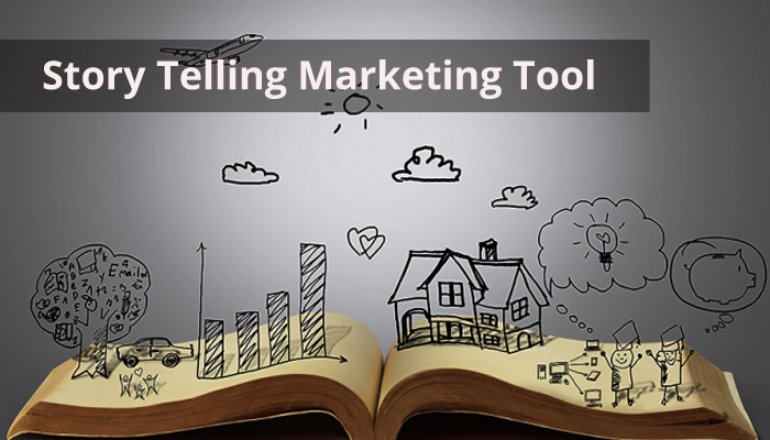 Secrets of Time Tested Marketing Tool: Story Telling