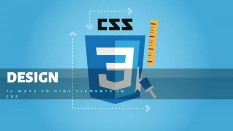 10 Ways to Hide Elements in CSS