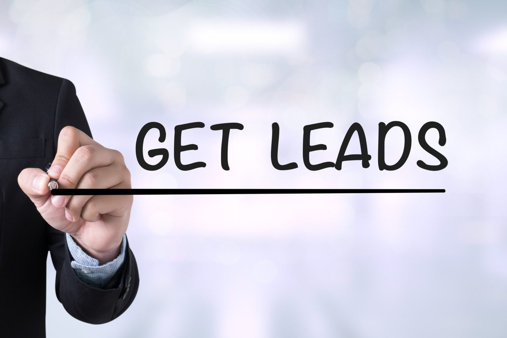 7 Tips to generate more leads for your business using your website - Open Designs