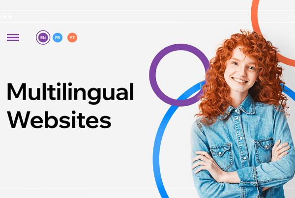 Multilingual Website - Open Designs