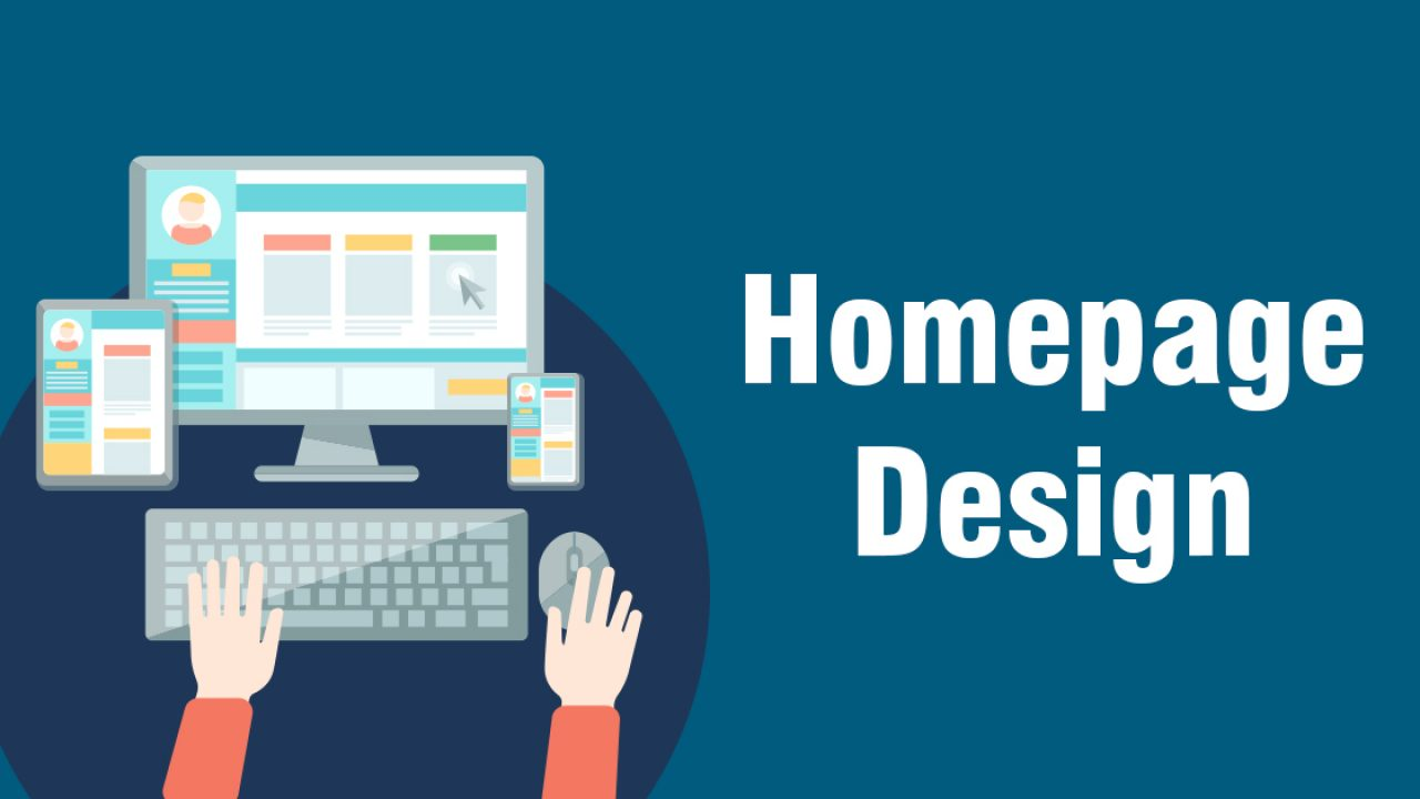 Best Ways to design your home page