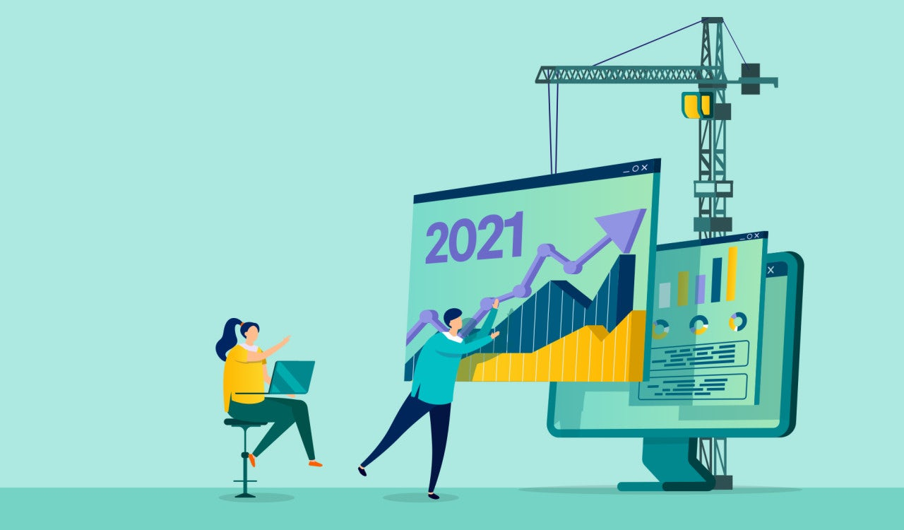 9 stunning web design trends to watch out for in 2021