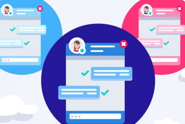 Secrets to an engaging live chat window - Open Designs